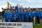 COSMA Europos čempionų klubų taurėje (Dubnica, 2015-05-30)