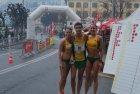 'Lugano trophy' sportinio ėjimo varžybos (2012-03-18)