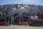 Pekino stadionas laukia