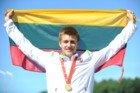 Benediktas Mickus - auksinis finišas (2013-07-19)