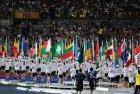 Daegu: čempionato atidarymas ir vakarinės varžybos