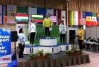 Pasaulio veteranų čempionatas Budapešte - pirmosios dvi dienos