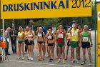 XX tarptautinės sportinio ėjimo varžybos 'Druskininkai-2012'