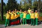 Tarptautinės sportinio ėjimo varžybos Podebraduose