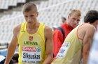 Manto Šilkausko nesėkmė atrankos bėgime