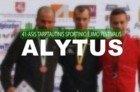 """Sportinio ėjimo festivalis """"Alytus 2015"""""""